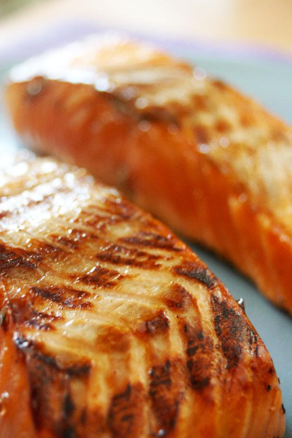 Gaspacho brochettes kefta et saumon le blog piquant - Sauce pour saumon grille barbecue ...