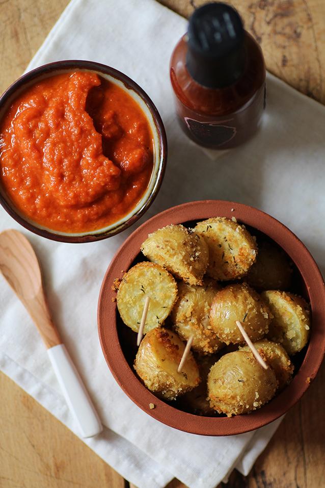 Patatas bravas le blog piquant - Cuisine espagnole tapas ...