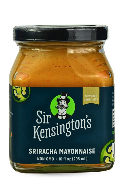 sriracha mayonnaise Sir Kensington's