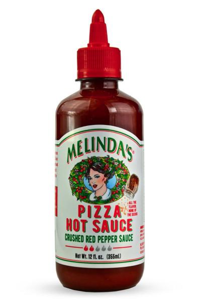 Melinda's sauce pizza