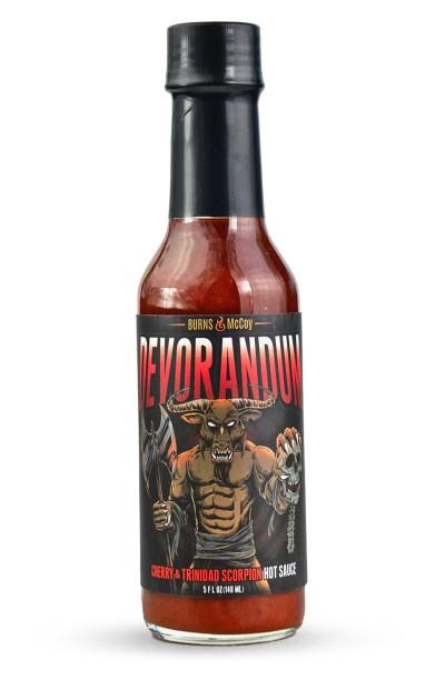 Hellfire pure hell sauce