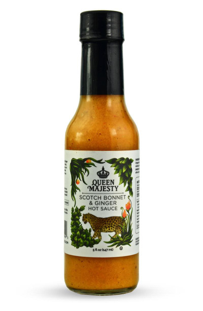 Queen Majesty scotch bonnet hot one's