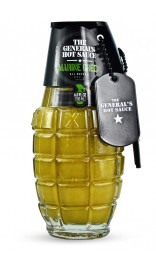 sauce piquante grenade The General's Hot Sauce