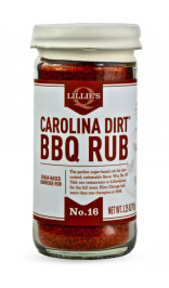 Dirt rub Lillie's