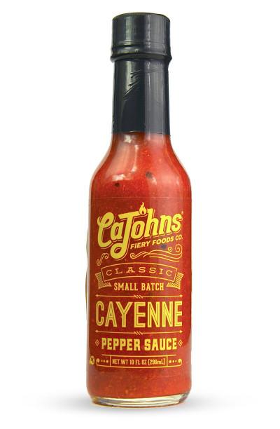 Apprehension sauce Cajohn's