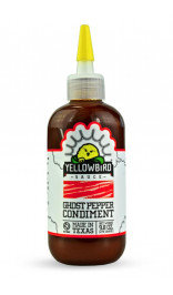 Ghost Pepper sauce Yellowbird