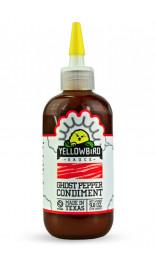 Ghost Pepper sauce Yellowbird