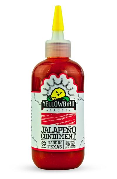 Sauce Jalapeno Yellowbird