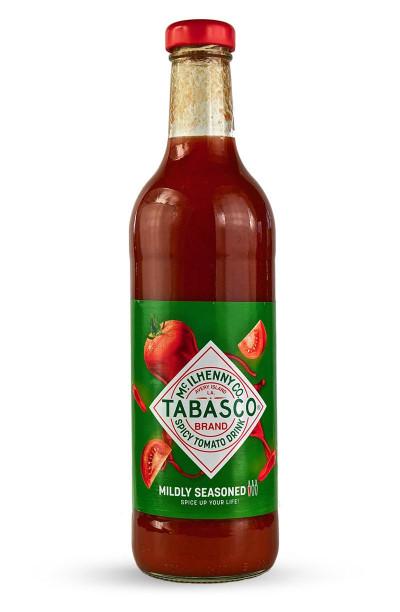 jus tomate épicé Tabasco