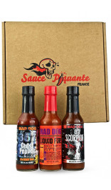 Mad Dog sauces très piquantes