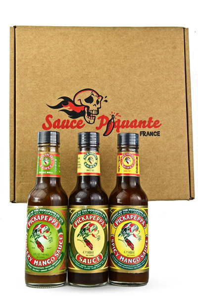 Sauces Pickapeppa