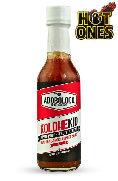 Kolohekid sauce Hawaïenne d'Adoboloco