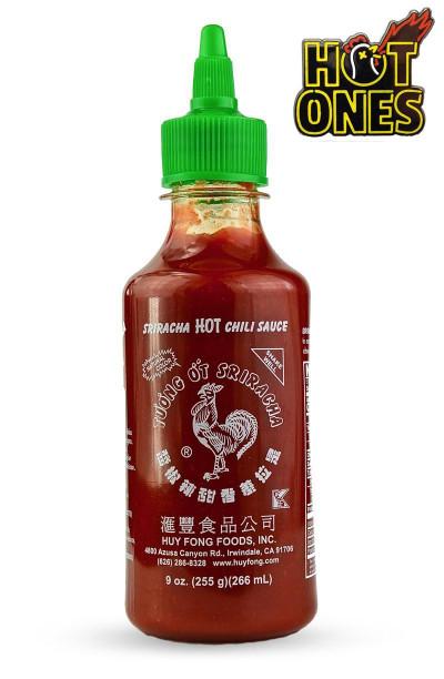 Sriracha Huy Fong