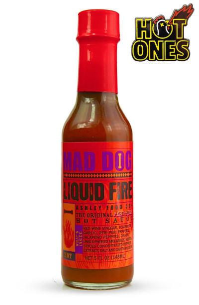 Liquid Fire Hot One's