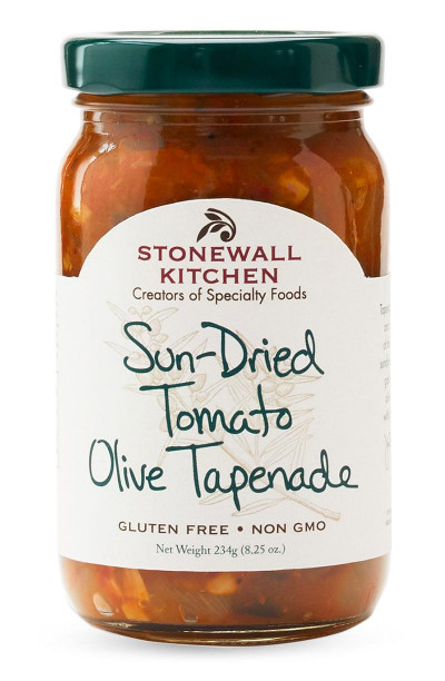 tapenade tomate séchées olives