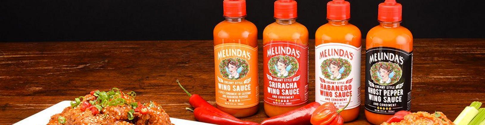 Les Sauces Melinda's