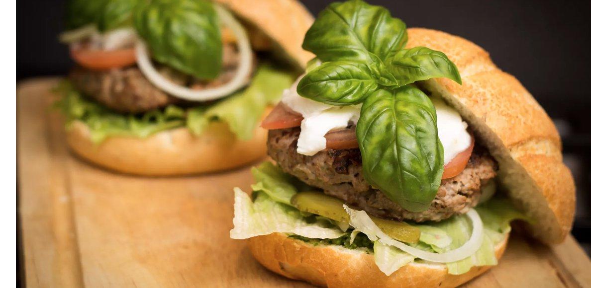 Image sauce piquante pour burger
