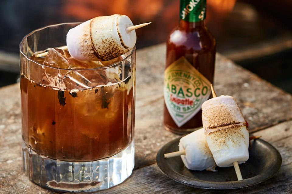 Cocktails piquants