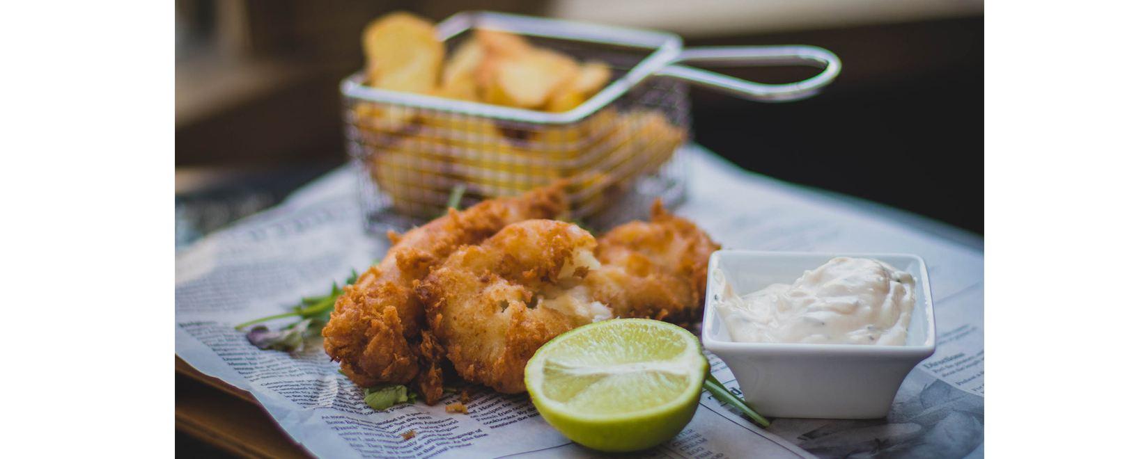 Sauces piquantes pour Fish'N'Chips