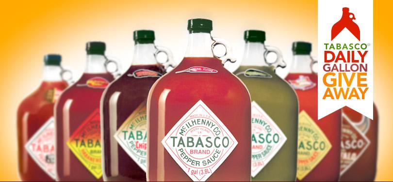 Image Les sauces TABASCO