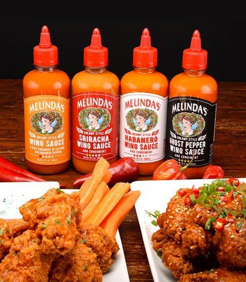 Image Les Sauces Melinda's