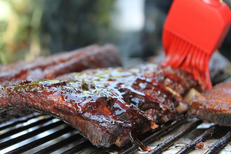 Image Sauces et épices pour ribs