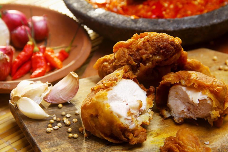 Image Sauce barbecue poulet